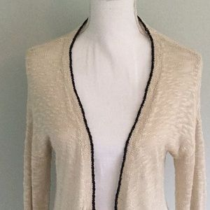 Romeo & Juliet Couture Sweaters - Romeo & Juliet Couture long cardigan sweater